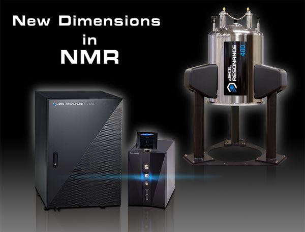 New Dimensions in NMR