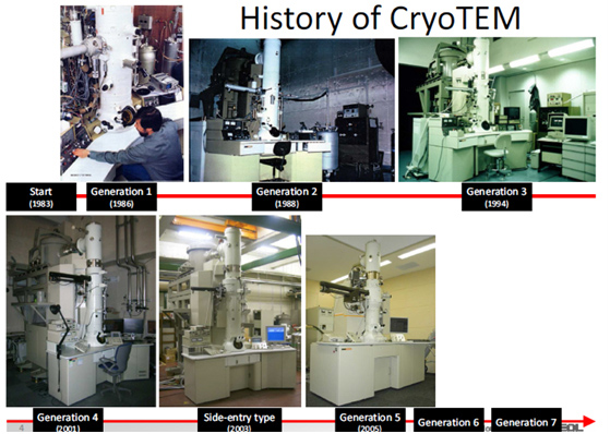 JEOL USA CRYO ARM™ 300 TEM