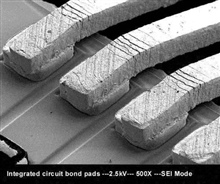Tungsten SEM Images - Full Field of View (FOV)