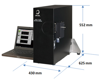 JMS-MT3010HRGA INFITOF measurements